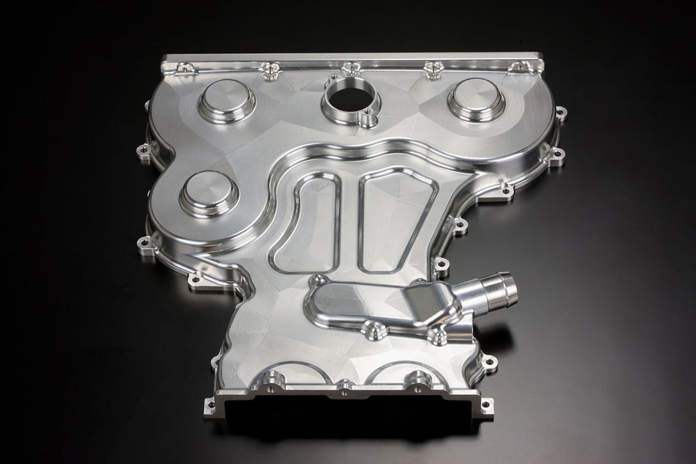 Engine Front Cover